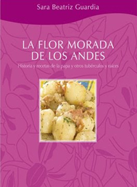 caratula flor morada