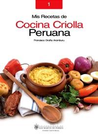Libros y publicaciones mis recetas de cocina criolla - Libro cocina peruana pdf ...
