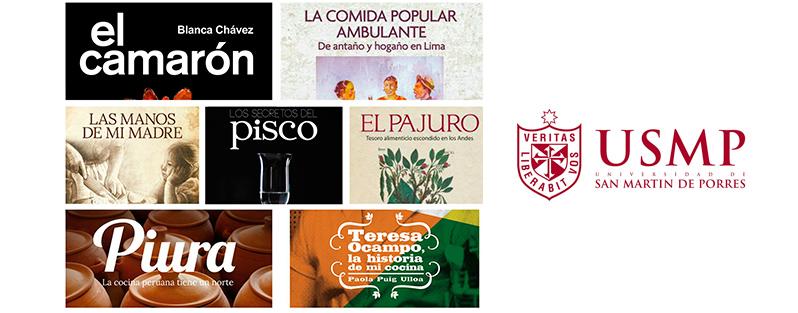 Libros de la USMP participan en concurso mundial